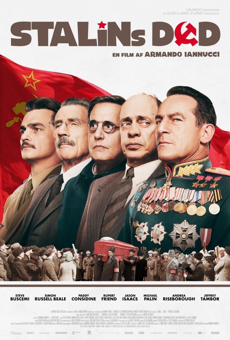Stalins død plakat